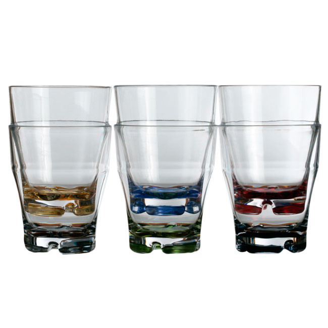 PARTY STACKING WATER GLASS - C