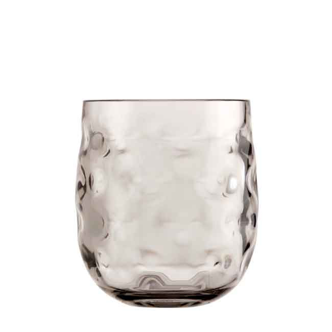 MOON WATER GLASS-SILVER 6UN