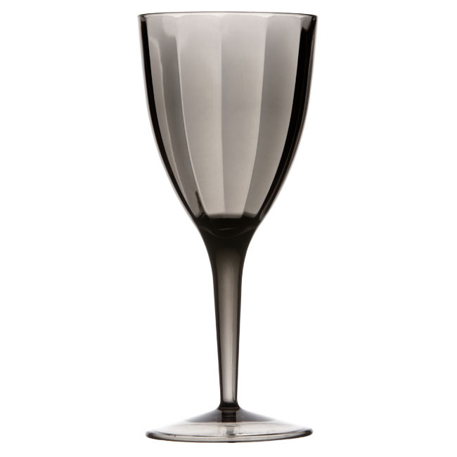 WINE GLASS-GREY 6UN