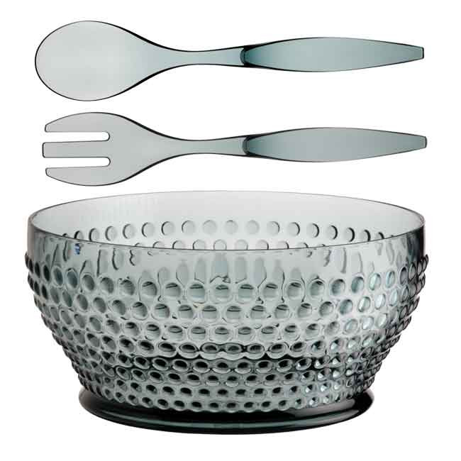 LUX SALAD BOWL+SERVE LAGOON